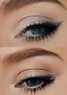 Natural eyes#wedding#makeup#naturaleyes