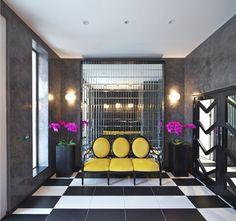 Luxury Loxfords apartments, London, England