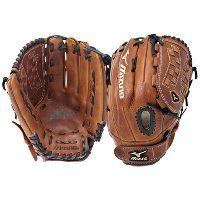 "Mizuno MVP Fastpitch Series 12.5"" Softball Glove"