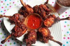 Chicken lollipop, me and my hubby's favorite appetizer to order whenever we drop by any restaurant. I make it occasionally at home, beca...