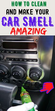 Make your car smell amazing with these tips and tricks that I try and use daily. You will feel so comfortable when your relaxing and a sweet aroma hits you. Plus some of the best cleaning hacks and tips for your car as well to make use of it. Car Upholstery Cleaner, Cleaning Car Upholstery, Cleaning Headlights On Car, How To Clean Headlights, Clean Car Mats, Clean Your Car, Car Life Hacks, Car Hacks, Diy Car Cleaning