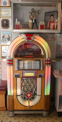 Rosie's Diner Jutebox