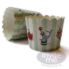 Baking Cup Circus