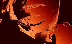 'rostrot' von Rudolf Büttner bei artflakes.com als Poster oder Kunstdruck $18.03