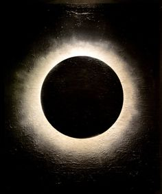 Eclipse an original abstract acrylic painting by FQSTUDIOS on Etsy, $735.00