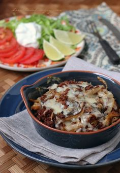 """<p>Add some Mexican chorizo to your leftover chicken or turkey and some Mexican spices and you'll have a delicious authentic meal!</p> <p><a href=""""http://www.ibreatheimhungry.com/2014/11/low-carb-mexican-chori-pollo-recipe-gluten-free.html"""" target=""""_blank"""">Get the recipe!</a></p>"""