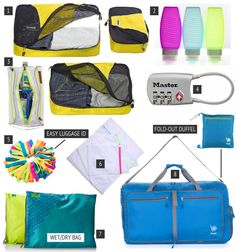 What to pack for Thailand: Travel and packing organization