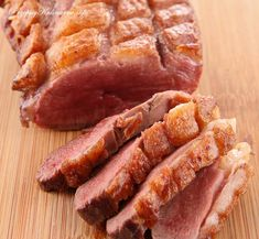 Pork Recipes, Cooking Recipes, Steak, Bacon, Food And Drink, Breakfast, Sausages, Opera