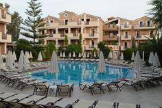 Contessina Hotel - Pool Area