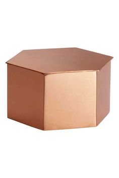 rose gold box   H&M