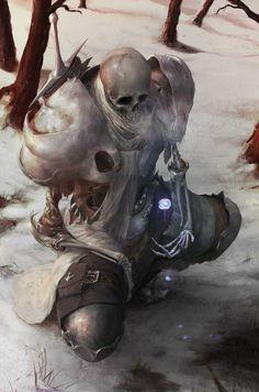 Skeleton art - Imgur