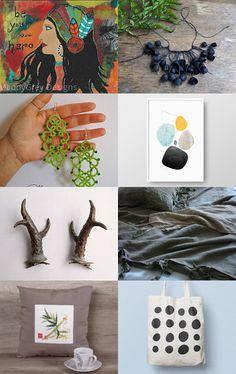 gift ideas by Elena on Etsy--Pinned+with+TreasuryPin.com