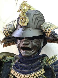 masck samurai Japan