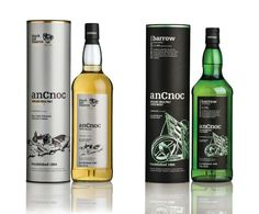AnCnoc Black Hill Reserve and anCnoc Barrow