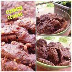 Zdravá a krásná...: Cizrnové cookies - recept