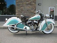 1947 Indian Chief, Lowell (Charlotte) NC - - Cycletrader.com