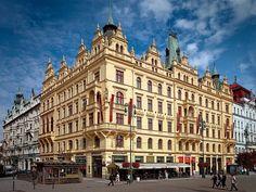 Old Kings Court Hotel, Prague