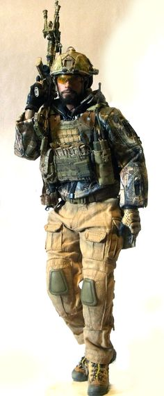 Navy SEALs Team6 Moutain OPS