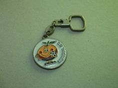2 FIFA World Cup Football Soccer 1982 SPAIN MASCOT NARANJITO Keychains  | eBay
