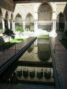 Los Reales Alcazares de Sevilla