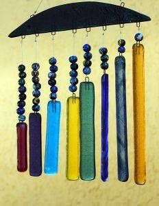 How to Make a Glass Wind Chime