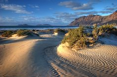 Dunes of Lanzarote | Flickr - Photo Sharing!