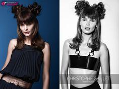 Účesy Christophe Gaillet Identity S/S Peplum Dress, Identity, Collection, Dresses, Fashion, Vestidos, Moda, Fashion Styles, Dress
