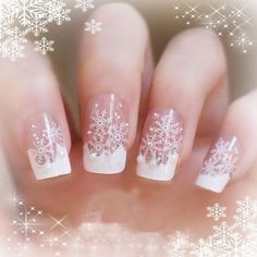 Christmas-Nail-Art-Design-Ideas-2017-26 88 Awesome Christmas Nail Art Design Ideas 2017