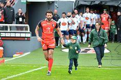Clément Poitrenaud entre à Ernest-Wallon pour un de ses derniers matchs avec le stade