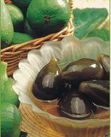 brevas en almibar Colombian Food, Made Goods, Smoothies, Bakery, Good Food, Vegetables, Sweet, Columbia, Recipes