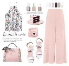 """Sweet brunch"" by gul07 ❤ liked on Polyvore featuring Fendi and Fujifilm"