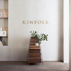 Kinfolk.com now features a design refresh and exclusive daily web stories, including event coverage, travel tips, intimate interviews and home tours. It also features a presentation of the new gallery and office space we have designed for them here in Copenhagen.  www.Kinfolk.com - Link in Bio. #normarchitects #kinfolk #kinfolkgallery