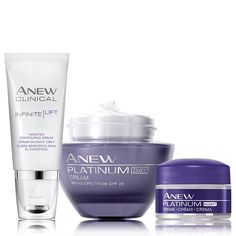 ANEW Appear Ageless Trio | AVON All 3 for $42.00