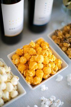 Perfect pairing: Zinfandel & Jalapeño Cheddar Popcorn