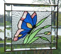 Stained Glass Window    www.xhomedesign.com