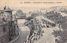 BIARRITZ - Vue Générale sur l' Avenue de Bayonne - TRAMWAY Tramway, Biarritz, Paris Skyline, Culture, Travel, Outdoor, Basque Country, Outdoors, Viajes