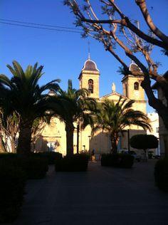 San Juan de Alicante en Alicante, Valencia, Spain