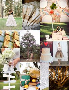 Eleanor's Picnic Wedding (embellishments dress floral) - Lover.ly