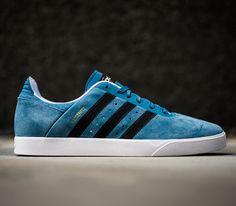 adidas Busenitz ADV-Stone Blue-White-Black