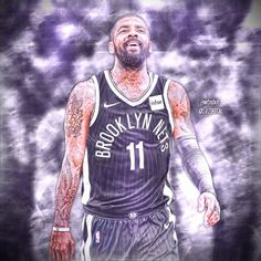 Nba Quotes, Brooklyn's Finest, Nba Wallpapers, Nba Stars, Brooklyn Nets, Kyrie Irving, Nba Players, Kylie, Basket