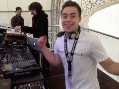 Dave Brinell – Newcomer 2013 – Top 10 DJ Beatport – Eventlocation Ey5