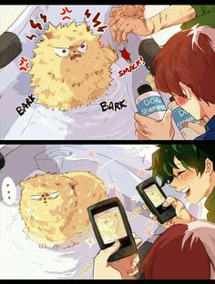 Anime Meme, Funny Anime Pics, Otaku Anime, Anime Guys, Boku No Hero Academia Funny, My Hero Academia Shouto, My Hero Academia Episodes, Hero Academia Characters, Wallpaper Animes