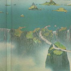 """Close to the edge, just by a river..."" #yesband #closetotheedge #ctte #rogerdean"