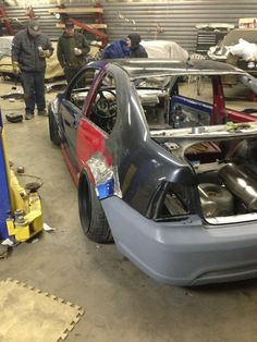 Volksforum.com - Awesome widebody Jetta coupe project
