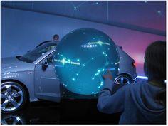 Audi Spheres, Puffersphere M.  See Video: https://www.pinterest.com/pin/523121312948266069/