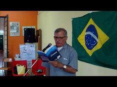 (2) Cícero Pedro de Assis no Café com Poesia - 87º Edição - 29-10-2016