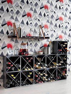 Muebles bar y botelleros para la casa