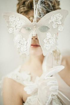 Masquerade -Butterfly mask