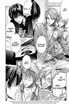 I Don't Dislike you --I'll Be a Good Kid-- Vol 3 Kirai ja nai Kedo [2-1]