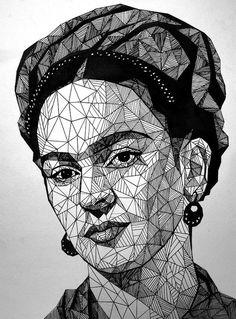 Para homenagear apintora mexicanaFrida Kahlo,diversos artistas de todo o mundo fizeram ilustrações da icônica pintora.Fridaé uma das mulheres mais inf
